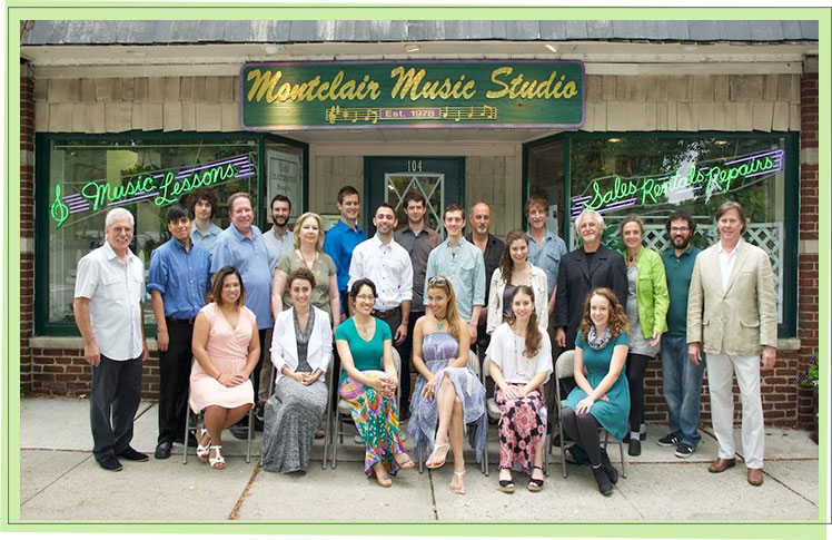 Montclair Music Studio